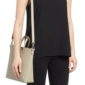 Madewell Transport Leather Crossbody Bag